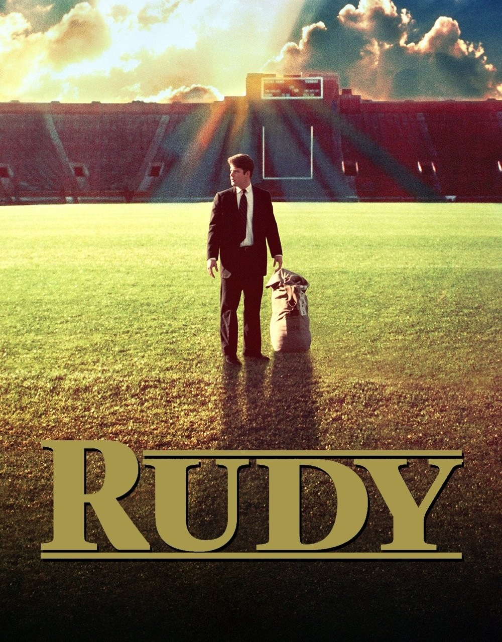 Rudy - The Story of Rudy Ruettiger » True. Sports. Movies.