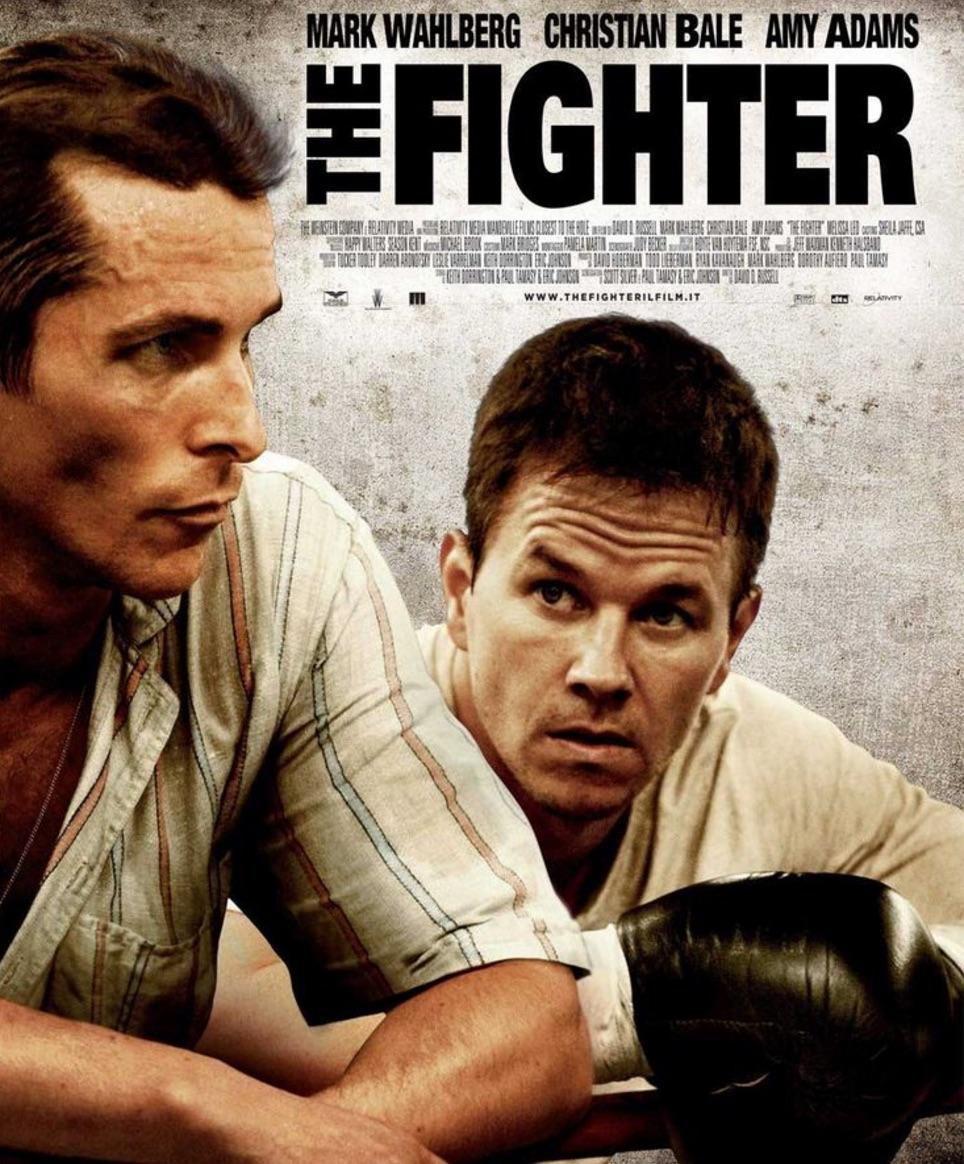 Boxer Micky Ward » True. Sports. Movies